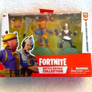 Fortnite Battle Royale Collection Beef Boss